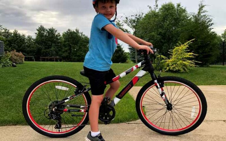 20 Inch Large Ethos Bike Review